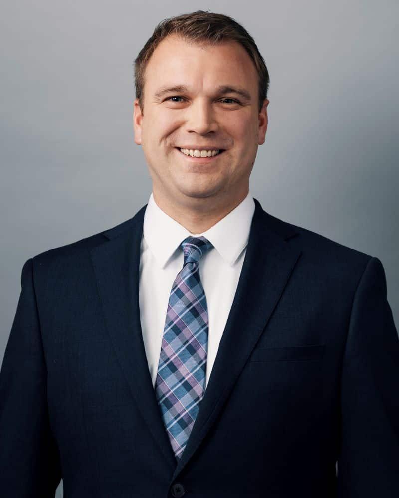 Attorney- Patrick Hunt